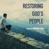 Restoring God's People