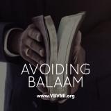 Avoiding Balaam