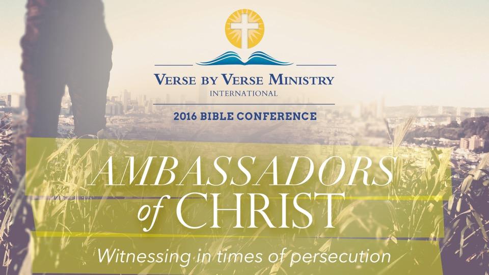 Conference: Ambassadors for Christ