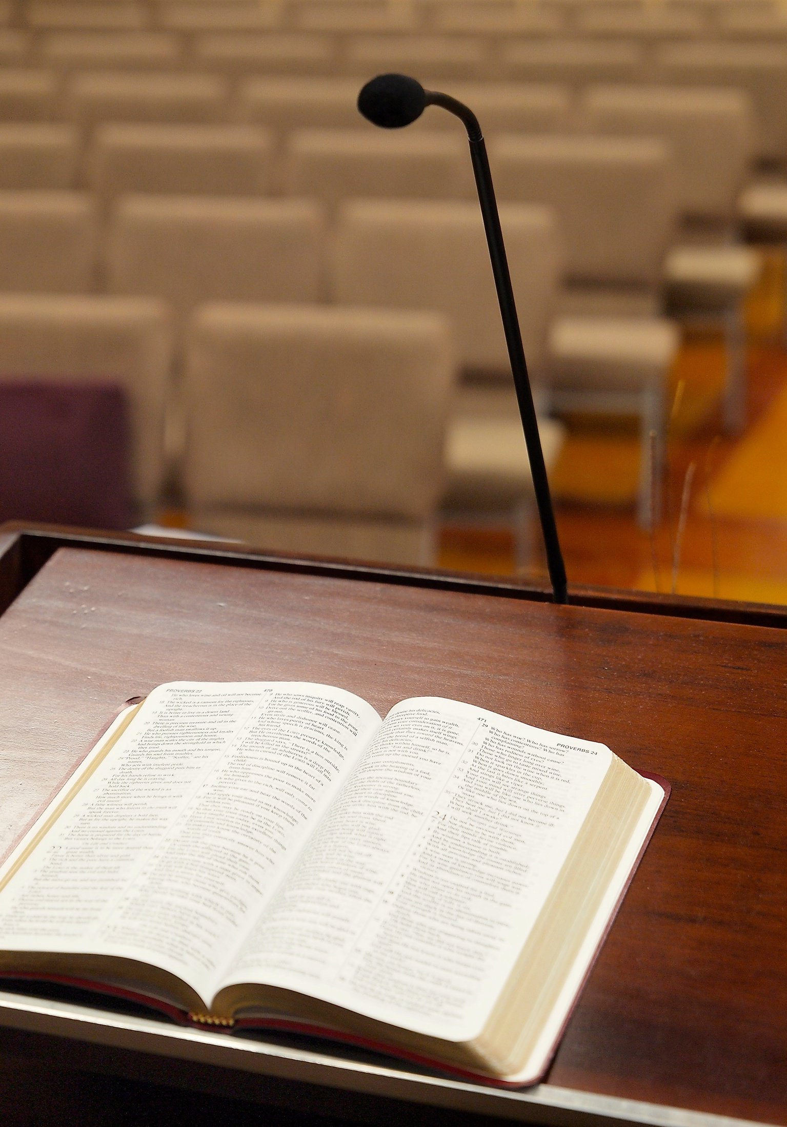Guest Preaching – Bethesda Chapel, Singapore